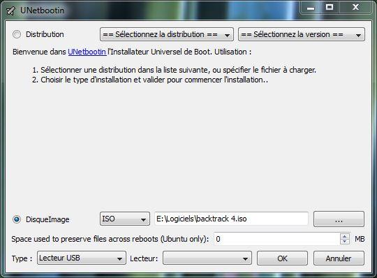 unetbootin_disqueimage